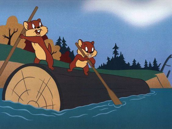 Goofy Gophers Mac and Tosh the quotGoofy Gophersquot of Warner Brothers cartoons