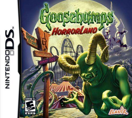 Goosebumps HorrorLand Amazoncom Goosebumps HorrorLand Nintendo DS Artist Not Provided