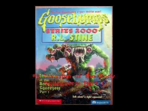Goosebumps Series 2000 Goosebumps Series 2000 Books 125 by RL Stine YouTube