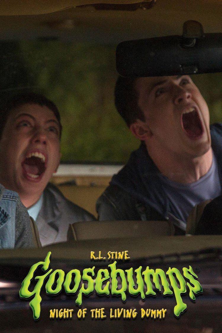 Goosebumps (TV series) wwwgstaticcomtvthumbtvbanners184162p184162