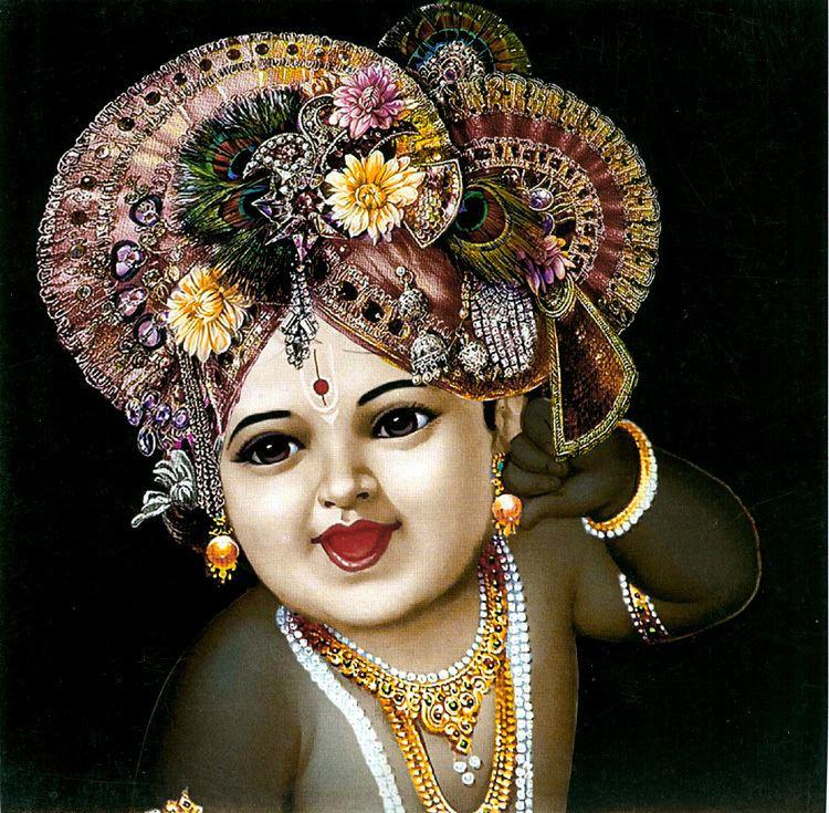 Gopal (Krishna) Bal Gopala Page 2 of 5