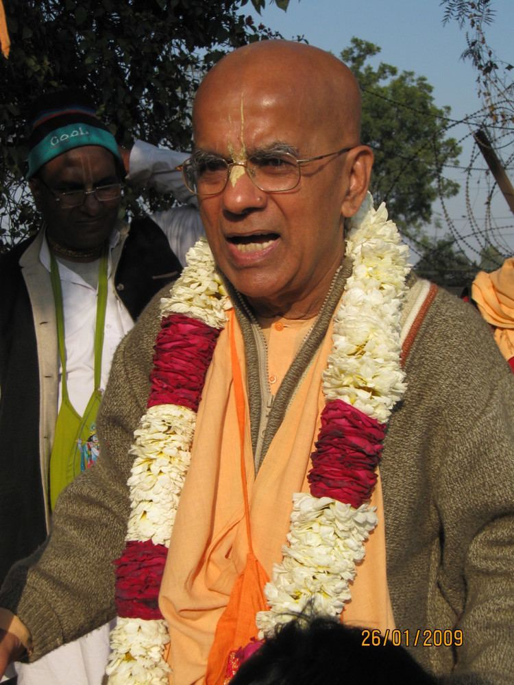 Gopala Krishna Goswami HH Gopal Krishna Goswami Maharaj ISKCON Desire Tree