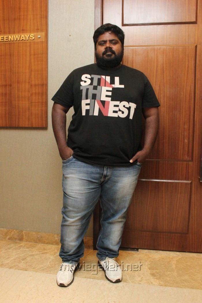 Gopi Amarnath Picture 612868 Gopi Amarnath Pencil Movie Press Meet Stills