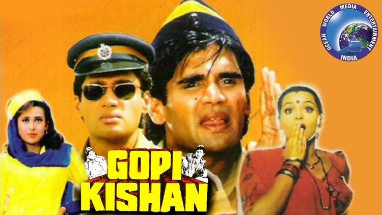 Gopi Kishan Hindi Full Movie Action Comedy Full Movie Sunil