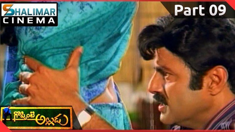 Goppinti Alludu Goppinti Alludu Movie Part 0913 Balakrishna Simran Sanghavi