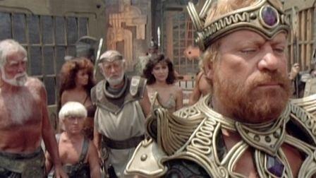 Gor (film) Gor 1987 MUBI