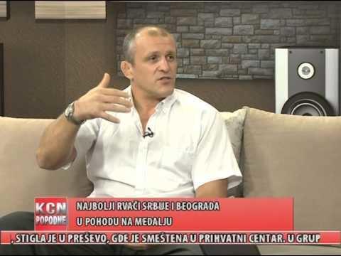 Goran Kasum KCN Popodne Goran Kasum TV KCN 22082015 YouTube