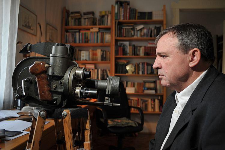 Goran Marković (film director) Vreme 1166 Intervju Goran Markovic reditelj Sezdesetosmasi su