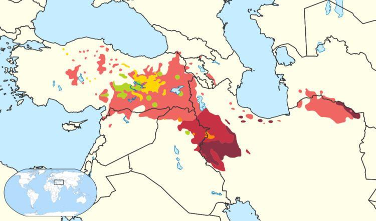 Gorani language (Zaza-Gorani)