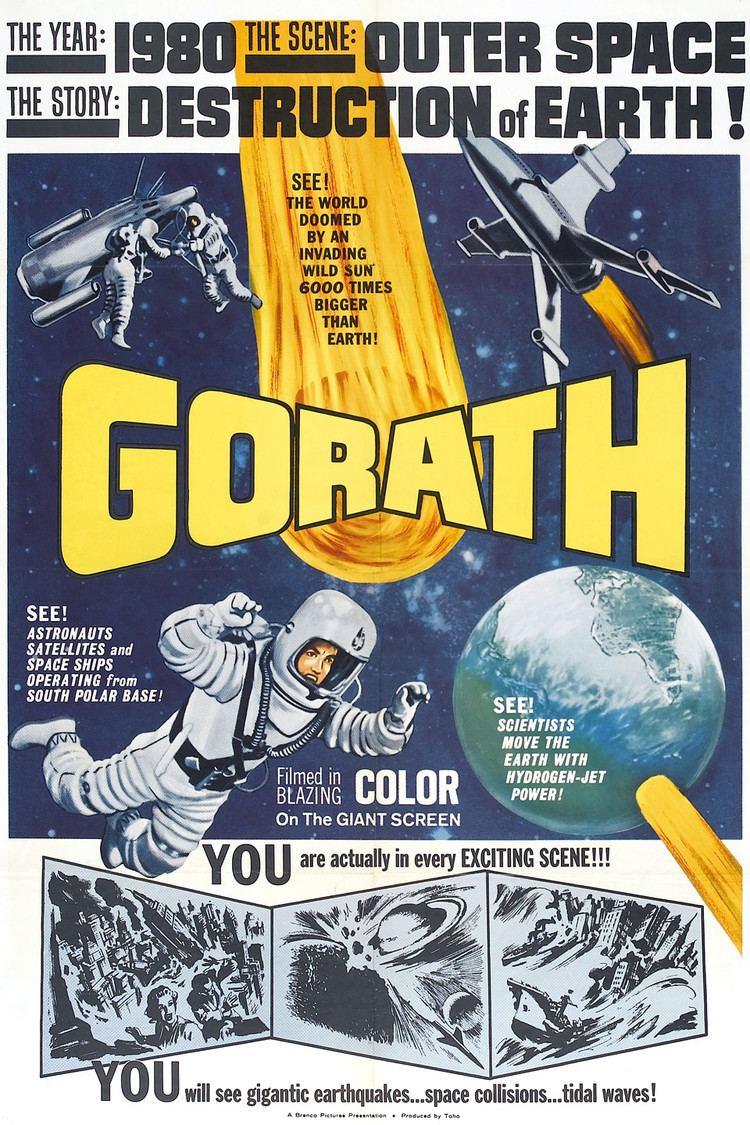 Gorath wwwgstaticcomtvthumbmovieposters40478p40478