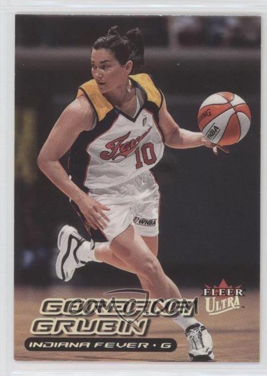 Gordana Grubin 2000 Fleer Ultra WNBA Base 120 Gordana Grubin COMC Card