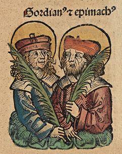 Gordianus and Epimachus