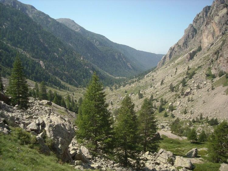 Gordolasque Lac Autier 2275m Valle de la Gordolasque