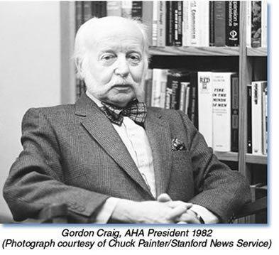 Gordon A. Craig httpswwwhistoriansorgImagesPerspectivesFeb