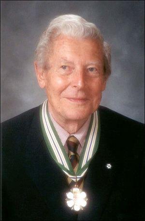 Gordon A. Smith 2000 Recipient Gordon A Smith West Vancouver Order of BC