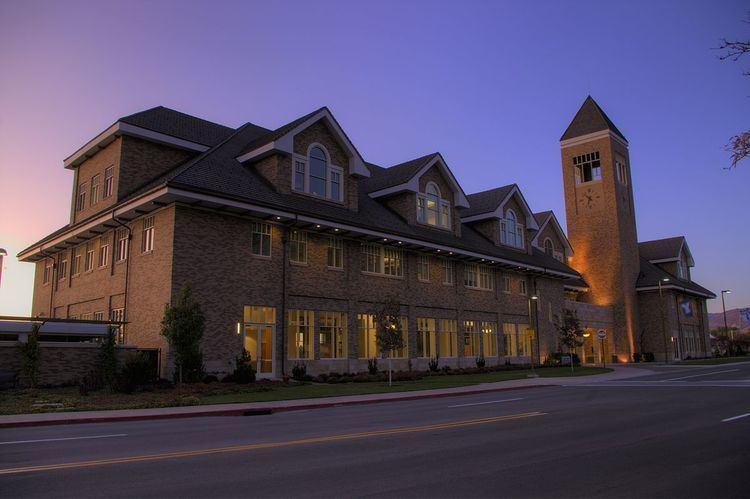 Gordon B. Hinckley Alumni and Visitors Center