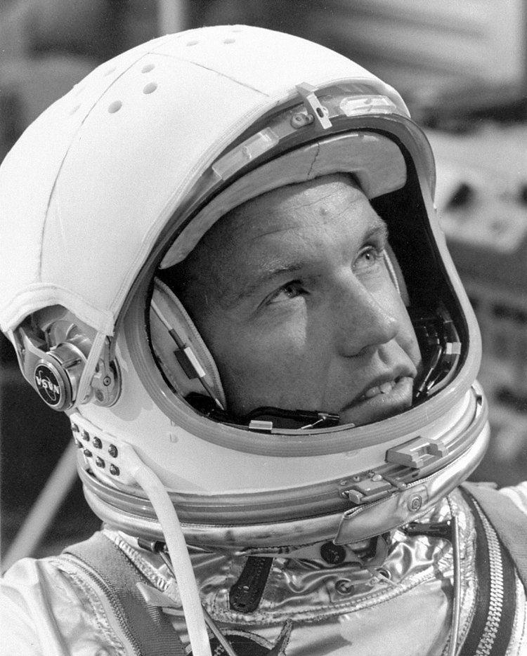 Gordon Cooper NASA Gordon Cooper Memorialized