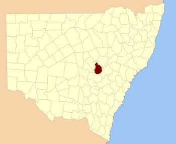 Gordon County, New South Wales