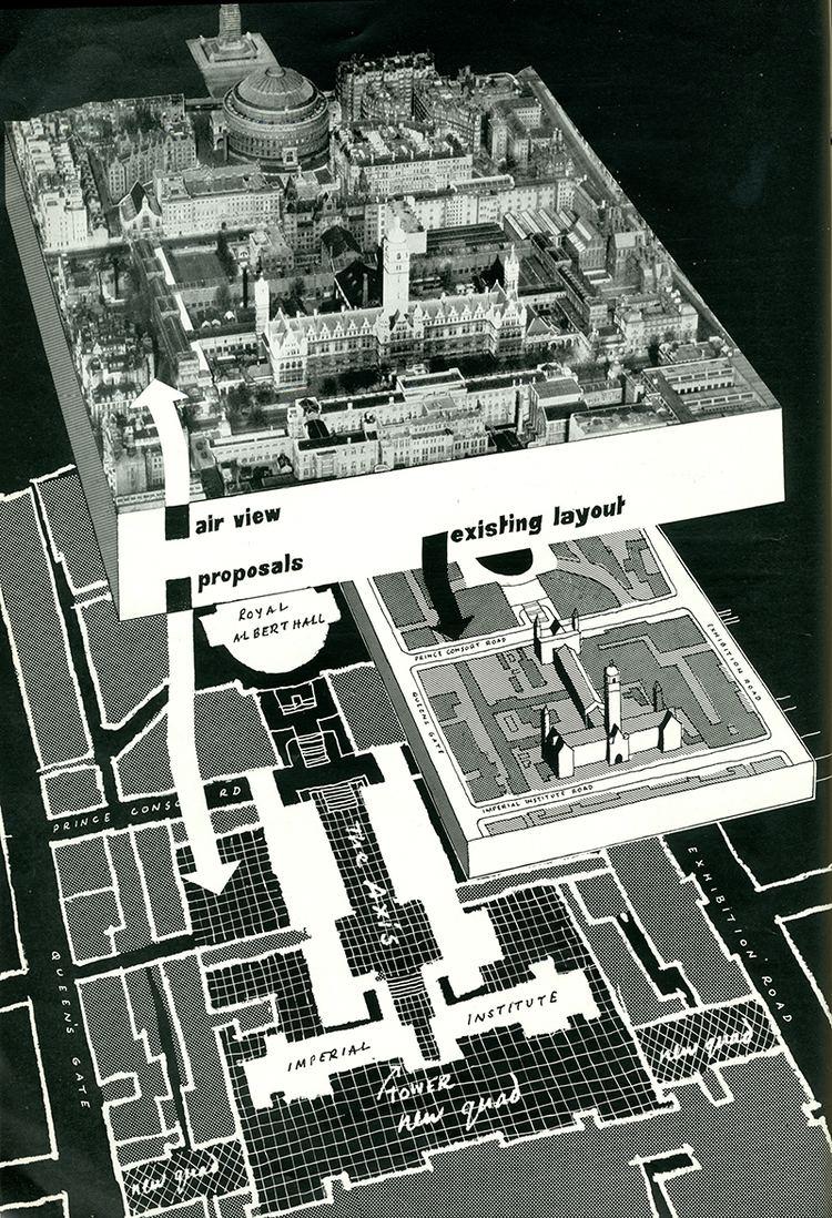 Gordon Cullen Gordon Cullen Architectural Review v118 n703 Jul 1955