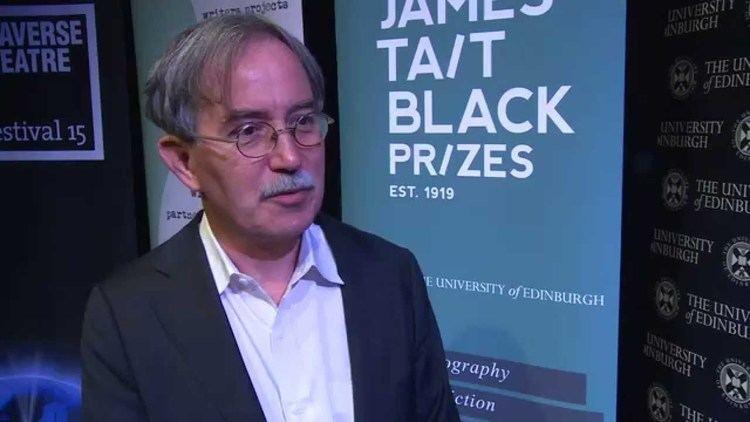 Gordon Dahlquist Gordon Dahlquist wins The James Tait Black Prize for Drama 2014