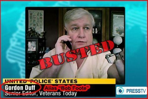 Gordon Duff Gordon Duff exposed Keshe Facts