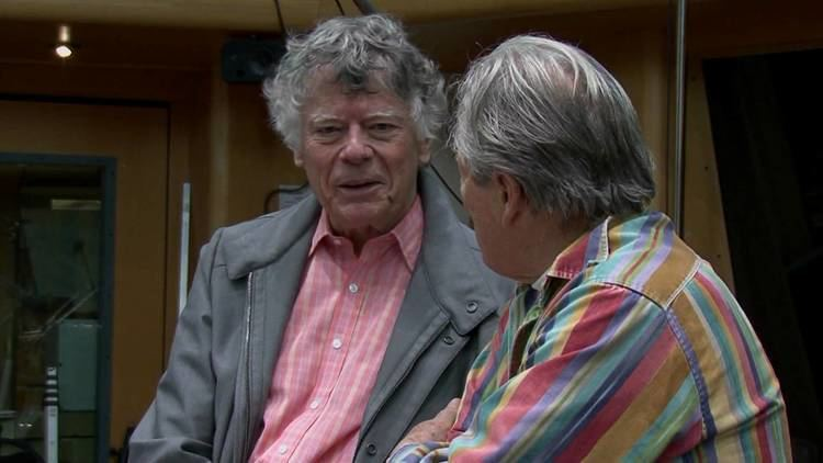 Gordon Getty Sir Neville Marriner amp Gordon Getty talking YouTube