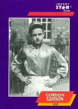 Gordon Glisson Amazoncom Gordon Glisson trading card Horse Racing 1950 Jockey