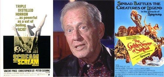 Gordon Hessler Director Gordon Hessler Dead at 83 Worked with Vincent Price and