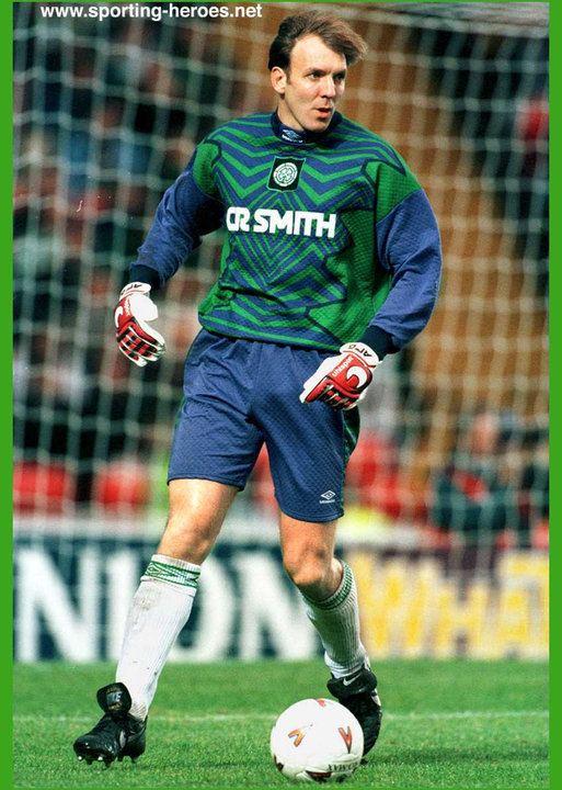 Gordon Marshall (footballer, born 1964) Gordon MARSHALL League appearances Celtic FC