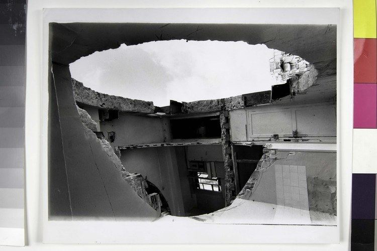 Gordon Matta-Clark Deconstructing Reality Gordon MattaClark dprbarcelona