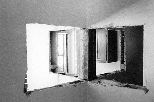 Gordon Matta-Clark a deeper cut art amp architecture gordon mattaclark