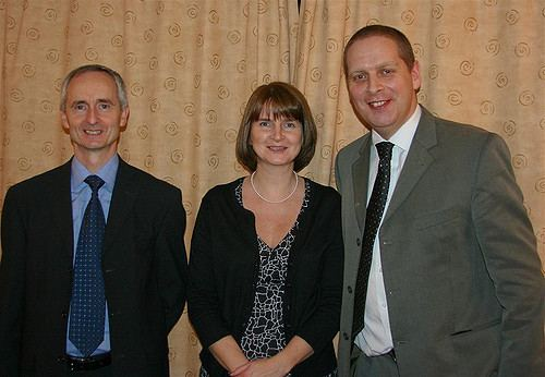 Gordon Moulds Air Commodore Gordon Moulds his wife Belinda and myself Flickr