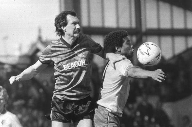 Gordon Nisbet Gordon Nisbet How West Brom star turned the tables on Johnny Giles