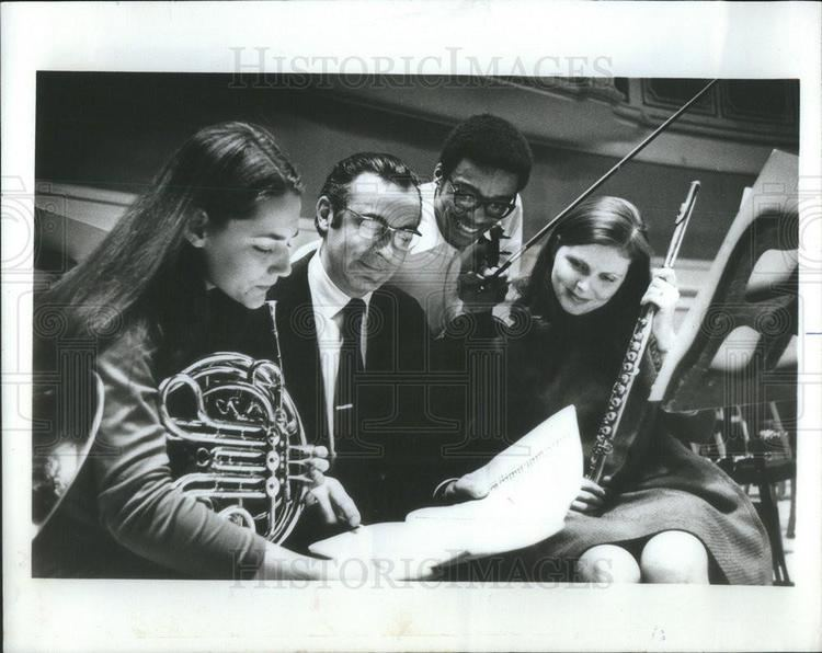 Gordon Peters 1972 Press Photo Gordon Peters British Television Actor Historic
