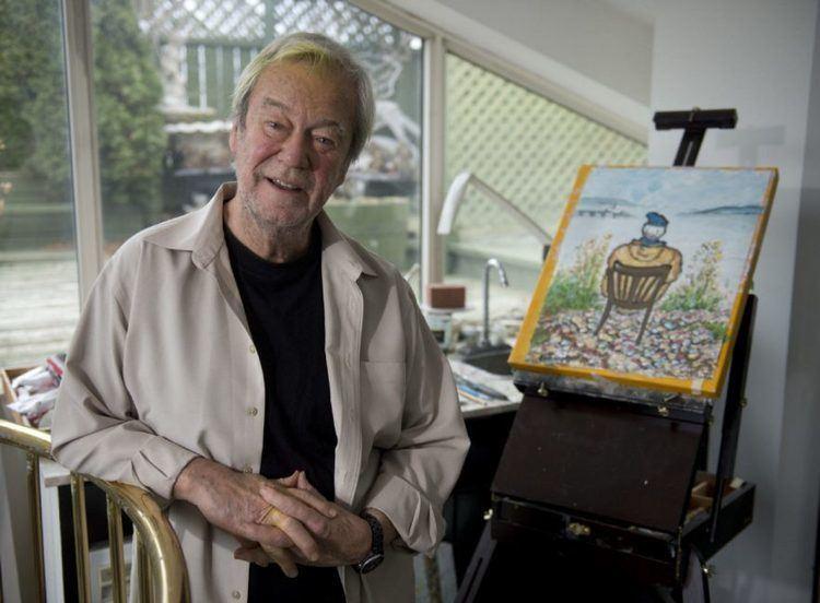 Gordon Pinsent Gordon Pinsent a Canadian legend looks back at his life Toronto Star