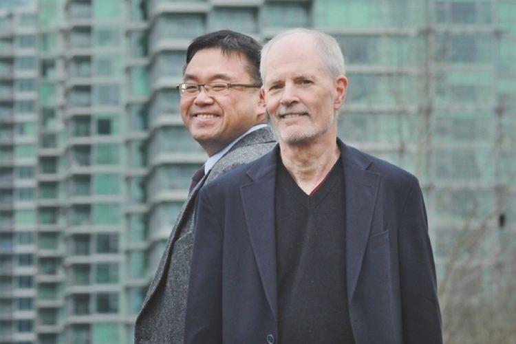 Gordon Price Andy Yan takes over from Gordon Price at SFUs City Program