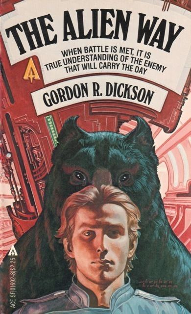 Gordon R. Dickson Potpourri of Science Fiction Literature 1965 The Alien