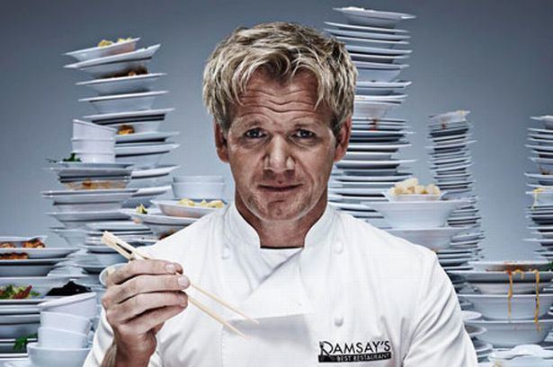 Gordon Ramsay Telly chef Gordon Ramsay may face Channel 4 axe after controversial