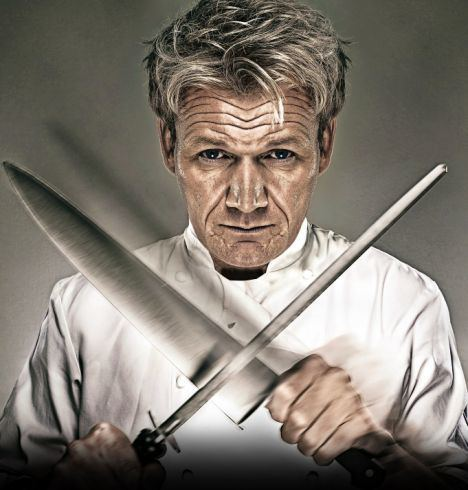 Gordon Ramsay Four Essential Business Lessons from Chef Gordon Ramsay The