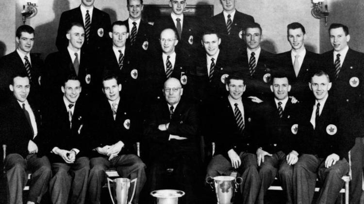 Gordon Robertson (ice hockey) Gordon Robertson Team Canada Official 2018 Olympic Team Website