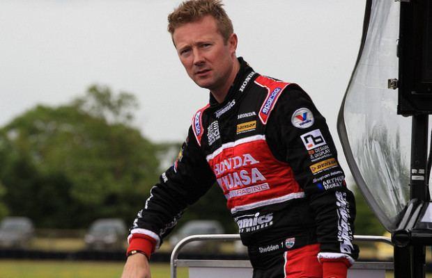 Gordon Shedden Racing Driver Gordon Shedden Is the Stig Reports Say