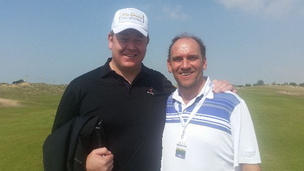 Gordon Sherry Sandy Lyle Set To Take 39Goliath39 Strides With New Manager