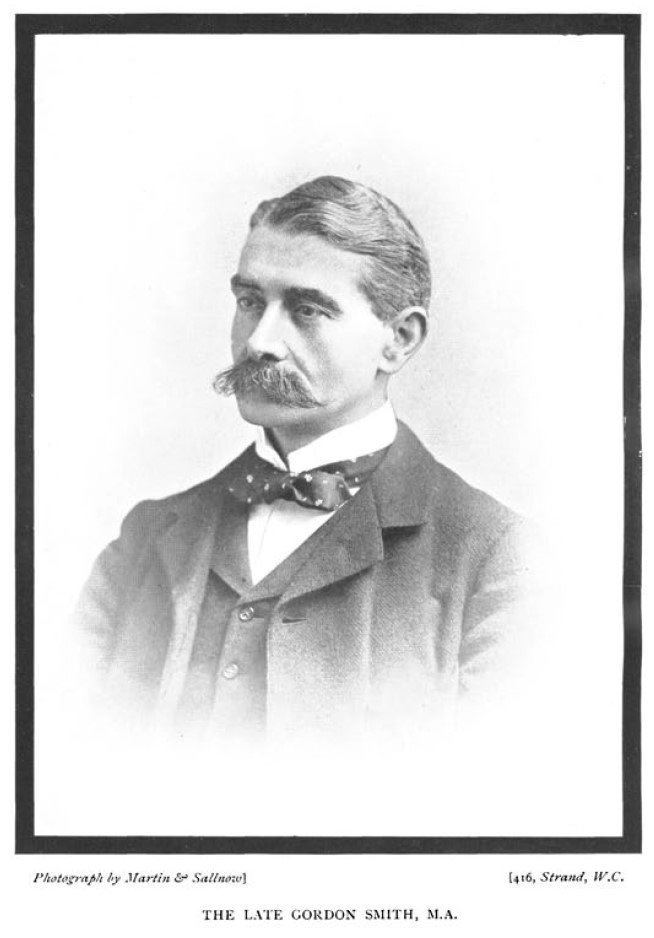Gordon Smith (philatelist)