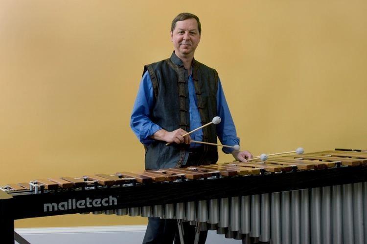 Gordon Stout Gordon Stout Amsterdam Marimba Weekend