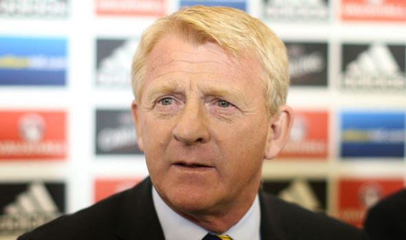 Gordon Strachan Gordon Strachan so chuffed with Scotland job Football