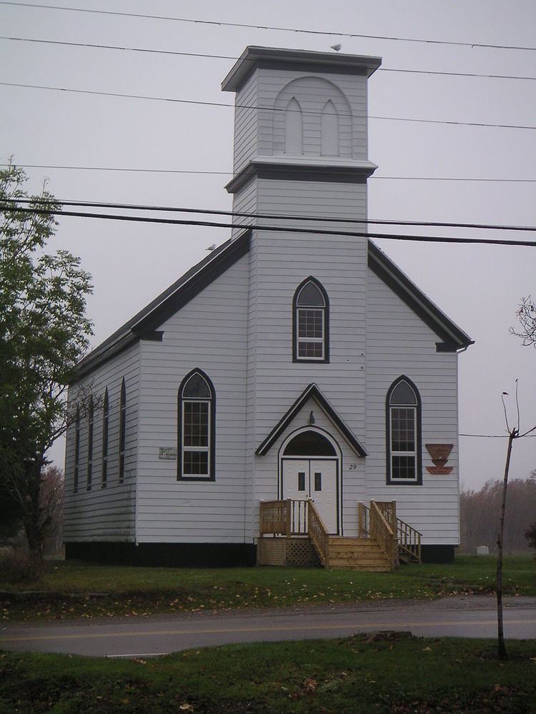 Gordon United Church, Reserve Mines