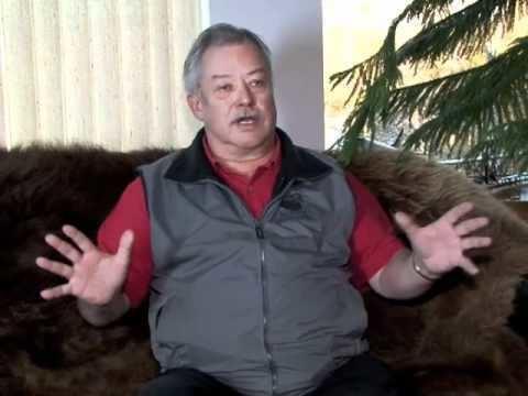 Gordon Van Tighem Interview with Gordon Van Tighem Mayor of the City of Yellowknife