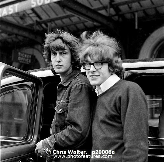 Gordon Waller Peter and Gordon Rock Photo Classic Photography Archive