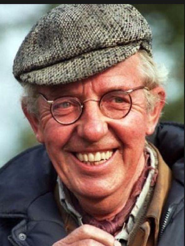 Gordon Wharmby Last of the Summer Wine BBC quotWesley Pegdenquot Gordon