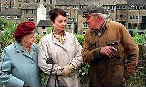Gordon Wharmby BBC NEWS Entertainment Summer Wine star Wharmby dies